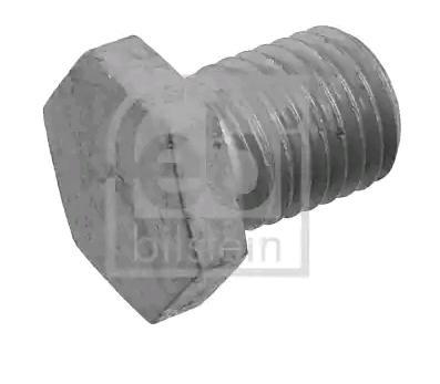 Drain Plug 48890 FEBI BILSTEIN 48890 original quality