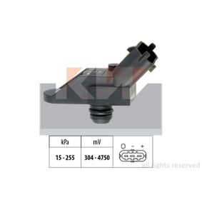 Lufttryckssensor, körhöjdsanpassning med OEM Koder 46468682