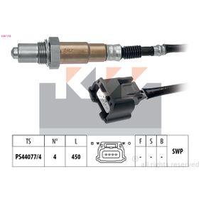 Lambdasonde Kabellänge: 450mm mit OEM-Nummer 226A01KT0A