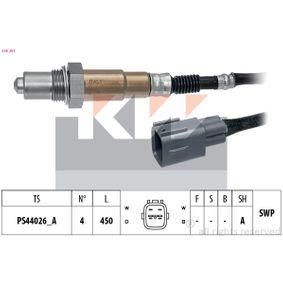 Lambdasonde Kabellänge: 450mm mit OEM-Nummer 8946505080
