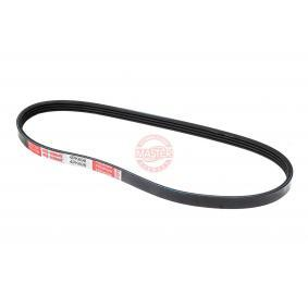 V-Ribbed Belts 4PK698-PCS-MS PUNTO (188) 1.2 16V 80 MY 2004