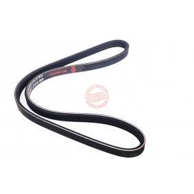 V-Ribbed Belts 4PK841-PCS-MS PUNTO (188) 1.2 16V 80 MY 2004