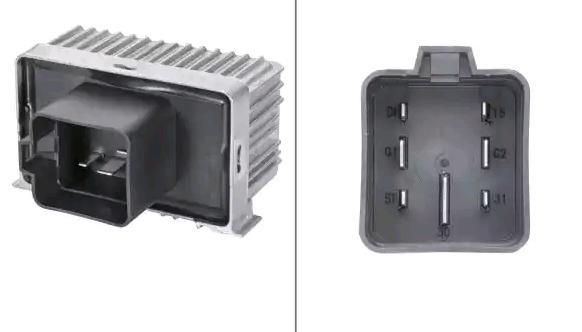 Control Unit, glow plug system 4RV 008 188-601 HELLA 4RV 008 188-601 original quality