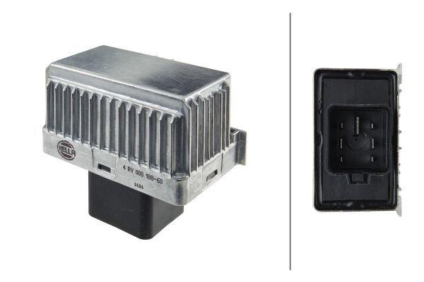 Control Unit, glow plug system HELLA 4RV 008 188-601 rating