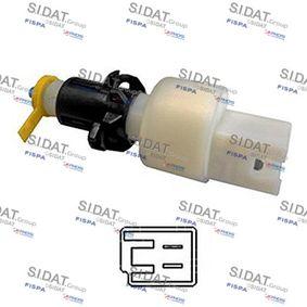 Brake Light Switch 5.140033 PUNTO (188) 1.2 16V 80 MY 2002