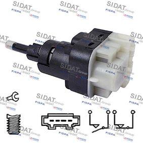 Ключ за спирачните светлини 5.140100 Golf 5 (1K1) 1.9 TDI Г.П. 2004