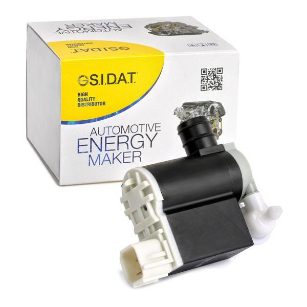 Windshield Washer Pump 5.5190 SIDAT 5.5190 original quality