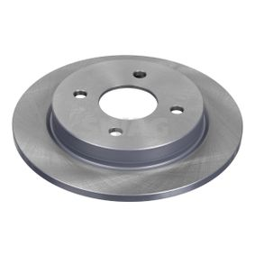 Brake Disc Brake Disc Thickness: 10mm, Ø: 253,0mm with OEM Number 1 514 237