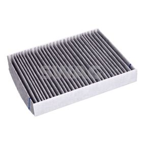 Filter, Innenraumluft Länge: 240mm, Breite: 190,0mm, Höhe: 35mm mit OEM-Nummer 2S6J19G244AA