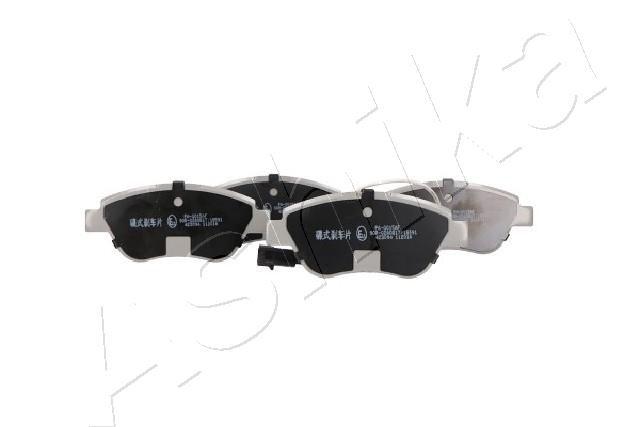 Bremsbeläge 50-00-0015 ASHIKA 50000015 in Original Qualität