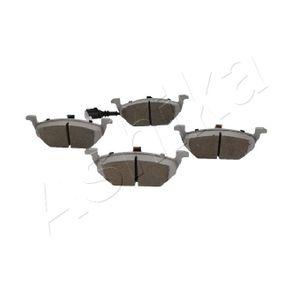 Bremsbelagsatz, Scheibenbremse Breite: 54,7mm, Dicke/Stärke: 19,7mm mit OEM-Nummer 1J0-698-151-G