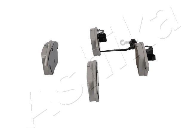 Bremsbelagsatz ASHIKA 50-00-0047 Bewertung