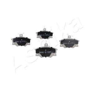 Bremsbelagsatz, Scheibenbremse Breite: 67mm, Dicke/Stärke: 17mm mit OEM-Nummer 791873