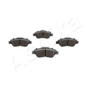 Bremsbelagsatz, Scheibenbremse Breite: 51,1mm, Dicke/Stärke: 17,8mm mit OEM-Nummer 71772815