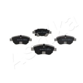 Комплект спирачно феродо, дискови спирачки 50-00-0075 Corsa D Хечбек (S07) 1.3CDTI (L08, L68) Г.П. 2008