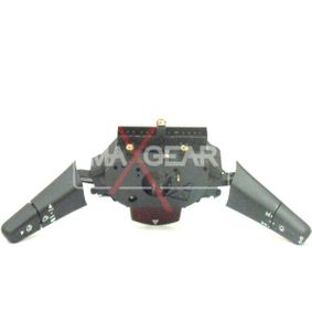 Steering Column Switch Number of connectors: 22, with indicator function, with light dimmer function, with wipe interval function, with wipe-wash function with OEM Number 2D0 953 503