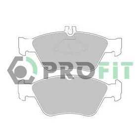 Bremsbelagsatz, Scheibenbremse Höhe 1: 60mm, Höhe 2: 66,2mm, Dicke/Stärke: 19mm mit OEM-Nummer 004 420 02 20