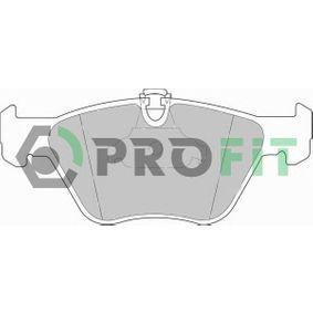 Bremsbelagsatz, Scheibenbremse Höhe: 63,5mm, Dicke/Stärke: 19,5mm mit OEM-Nummer 3411 1 164 330
