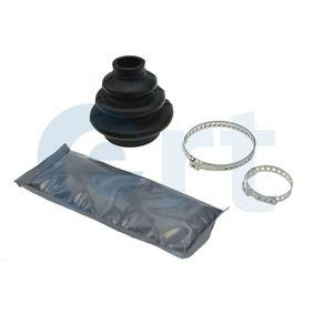 Faltenbalgsatz, Antriebswelle Höhe: 74mm, Innendurchmesser 2: 22mm, Innendurchmesser 2: 52mm mit OEM-Nummer 16400.17047.01/02