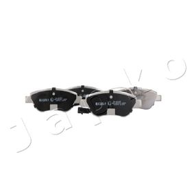 Bremsbelagsatz, Scheibenbremse Breite: 53,4mm, Dicke/Stärke: 17,1mm mit OEM-Nummer 7 736 489 3