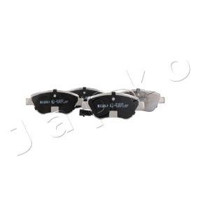 Bremsbelagsatz, Scheibenbremse Breite: 53,4mm, Dicke/Stärke: 17,1mm mit OEM-Nummer 71772815