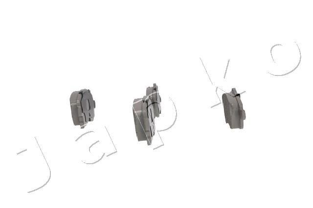 Bremsbelagsatz JAPKO 500031 Bewertung