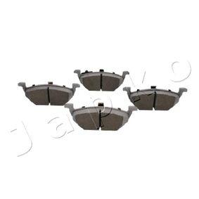 Bremsbelagsatz, Scheibenbremse Breite: 54,7mm, Dicke/Stärke: 19,7mm mit OEM-Nummer 1S0 698 151A