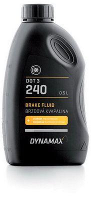 DYNAMAX  500045 Bremsflüssigkeit DOT 3