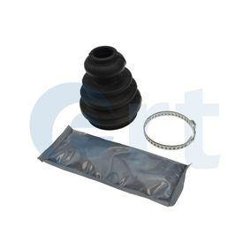 Faltenbalgsatz, Antriebswelle Höhe: 99mm, Innendurchmesser 2: 23mm, Innendurchmesser 2: 56mm mit OEM-Nummer 7H0498201