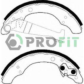 Bremsbackensatz Trommel-Ø: 200mm, Breite: 40mm, Dicke/Stärke: 5mm mit OEM-Nummer 331 609 528 F