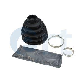 Bellow Set, drive shaft Height: 130mm, Inner Diameter 2: 26mm, Inner Diameter 2: 86mm with OEM Number 1H0498203