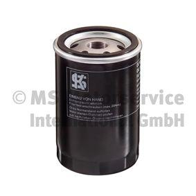 Filtre à huile Diamètre extérieur 2: 72mm, Diamètre intérieur 2: 62mm, Hauteur: 97mm avec OEM numéro 4446335