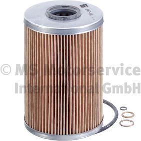 Ölfilter Innendurchmesser 2: 28mm, Innendurchmesser 2: 28mm, Höhe: 128mm mit OEM-Nummer 5 004 282
