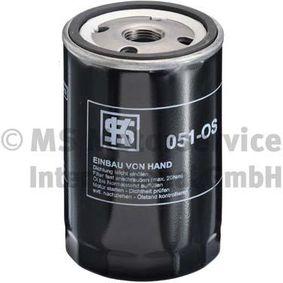 Ölfilter Außendurchmesser 2: 72mm, Innendurchmesser 2: 62mm, Höhe: 121mm mit OEM-Nummer 11 42 9 061 198