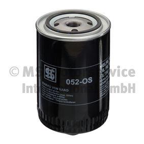 Ölfilter Außendurchmesser 2: 72mm, Innendurchmesser 2: 62mm, Höhe: 142mm, Höhe 1: 152mm mit OEM-Nummer ETC 6599