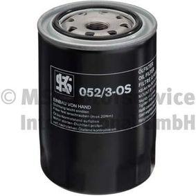 Ölfilter Außendurchmesser 2: 72mm, Innendurchmesser 2: 62mm, Höhe: 142mm, Höhe 1: 152mm mit OEM-Nummer ETC6599