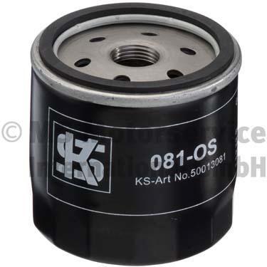 KOLBENSCHMIDT  50013081 Ölfilter Außendurchmesser 2: 72mm, Innendurchmesser 2: 62mm, Höhe: 79mm