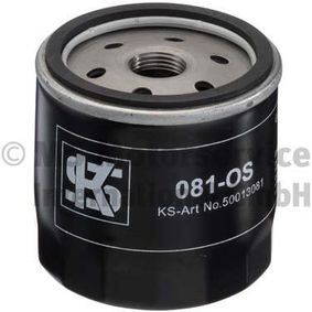Ölfilter Außendurchmesser 2: 72mm, Innendurchmesser 2: 62mm, Höhe: 79mm mit OEM-Nummer 91 44 445