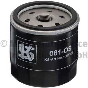 Ölfilter Außendurchmesser 2: 72mm, Innendurchmesser 2: 62mm, Höhe: 79mm mit OEM-Nummer 932 0375