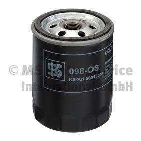 Ölfilter Außendurchmesser 2: 72mm, Innendurchmesser 2: 62mm, Höhe: 101mm mit OEM-Nummer 25010908