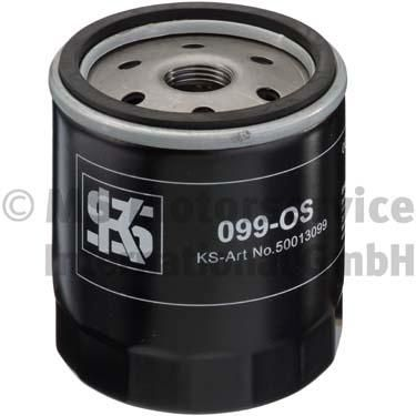 KOLBENSCHMIDT  50013099 Oil Filter Outer diameter 2: 72mm, Inner Diameter 2: 62mm, Height: 91mm