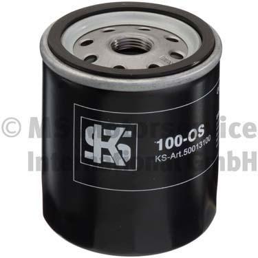 KOLBENSCHMIDT  50013100 Ölfilter Außendurchmesser 2: 72mm, Innendurchmesser 2: 62mm, Höhe: 91mm