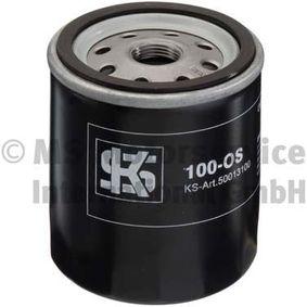 Ölfilter Außendurchmesser 2: 72mm, Innendurchmesser 2: 62mm, Höhe: 91mm mit OEM-Nummer 94632619