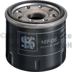 Oil Filter 50013107 2 (DY) 1.5 MY 2005