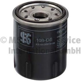 Ölfilter Außendurchmesser 2: 63mm, Innendurchmesser 2: 55mm, Höhe: 86mm mit OEM-Nummer F32Z-6731-A