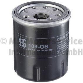 Ölfilter Außendurchmesser 2: 63mm, Innendurchmesser 2: 55mm, Höhe: 86mm mit OEM-Nummer JEY014302