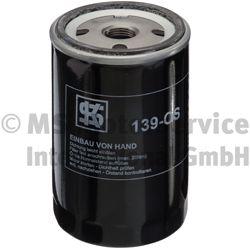 KOLBENSCHMIDT  50013139 Ölfilter Außendurchmesser 2: 72mm, Innendurchmesser 2: 62mm, Höhe: 123mm