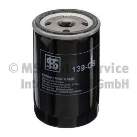 Ölfilter Außendurchmesser 2: 72mm, Innendurchmesser 2: 62mm, Höhe: 123mm mit OEM-Nummer 4778838