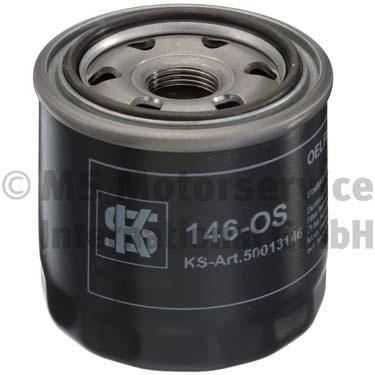 KOLBENSCHMIDT  50013146 Ölfilter Außendurchmesser 2: 62,5mm, Innendurchmesser 2: 56mm, Höhe: 79mm
