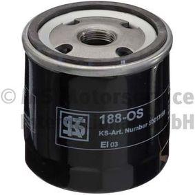 Ölfilter Außendurchmesser 2: 72mm, Innendurchmesser 2: 62mm, Höhe: 79mm mit OEM-Nummer 030115561T